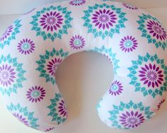 Boppy Cover, Bobby Cover, Boppy Pillow Cover, Tummy Time, Sit Up Support, Nurse…