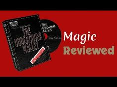 The Undercover Wallet Review - 3 Stars with a Stone Status of gem - Full Review: http://magicreviewed.com/reviews/andy-nicholls-undercover-wallet-review/