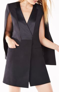 Ottis Cape Dress BCBG