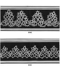 Image result for tatting edging patterns free