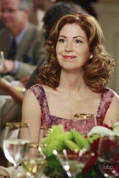 Dana Delany ~ Desperate Housewives ~ Episode Photos ~ Season 5, Episode 4: Back in Business #amusementphile