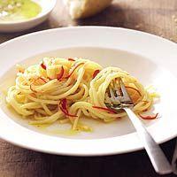 Recept - Spaghetti all'aglio, olio e peperoncino - Allerhande