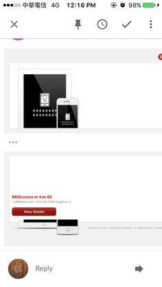[inbox] 原本轉寄要捲到最下面才會出現,所以想要移到 Navigation bar 上