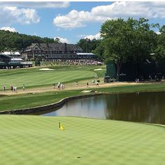 The Baltusrol Golf Club is a private 36-hole golf club in Springfield, New Jersey, about 20 miles west of New York City.