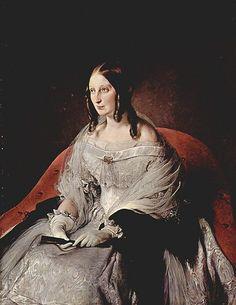 File:Francesco Hayez - Ritratto della Principessa di Sant'Antimo (1840-1844)