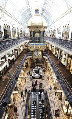 Top 3 Shopping Centres in Sydney Victoria Building, Darling Harbour, Love Wall, New Year Celebration, Queen Victoria, Shopping Center, Countries Of The World, Continents, Places Ive Been
