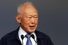Lee Kuan Yew, one of the commanding figures of Asia's post-war economic rise, was an authoritarian leader who transformed Singapore from a sleepy British imperial outpost into a global trading and financial centre