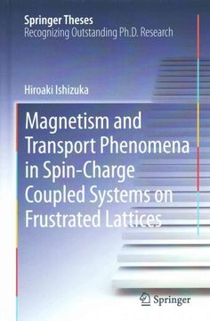 The increase in transportation systems has fueled the growth of magnetism and transport phenomena in spin charge coupled systems on frustrated lattices fandeluxe