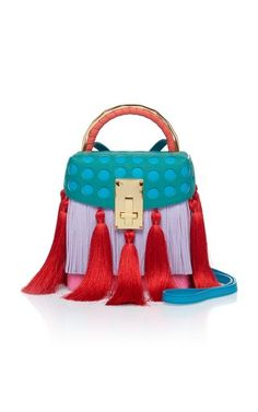 9db921c6d824 M O Exclusive Great Large Tassel Box by The Volon Fall Winter 2018 Bags 2018