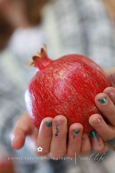 red  fruit  pomagranite