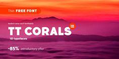 Font dňa – TT Corals