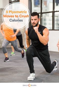 Think you don't have time for a good workout? You haven't tried these quick, calorie-blasting plyometric moves from Men's Health fitness director, BJ Gaddour. via @dailyburn