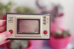game and watch vintage