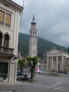 Valdobbiadene Treviso : Chiesa :
