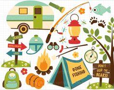 Camping Clip Art Getbellhop 2