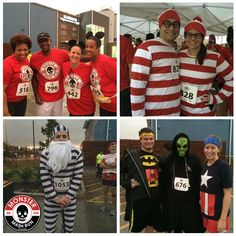 Monster Mash Run 10K 5K and Kids K  - Run at Karbach Brewing in Houston Texas - October 29, 2016