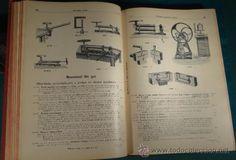 APPAREILS DE PHYSIQUE - MAX KOHL A.G.- CHEMNITZ ALLEMAGNE - CATALOGO Nº 50, TOMOS II Y III - 1911