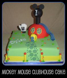 mickey+mouse+clubhouse+cake | MICKEY MOUSE CLUBHOUSE T SHIRTS : CLUBHOUSE T SHIRTS - 80S CONCERT T ...