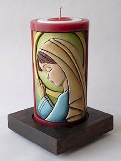 Lumanari's ( Story on Steller Gel Candles, Beeswax Candles, Floating Candles, Pillar Candles, Candle Art, Candle Molds, Decoupage, Diy Candle Holders, Candlemaking