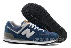 http://www.jordannew.com/new-balance-574-2016-men-blue-for-sale-210857.html NEW BALANCE 574 2016 MEN BLUE FOR SALE 210857 Only $63.00 , Free Shipping!