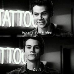 Oh Dylan...