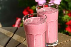 Protein Smoothie Recipes, Protein Foods, Healthy Smoothies, Frappe, Weight Loss Smoothies, Smoothie Bowl, Juice, Food Porn, Food And Drink