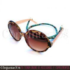Irresistible #cordón para #gafas #unisex #étnico - Modelo #Santorini ★ 5,95 € en http://www.conjuntados.com/es/otros/cordones-para-gafas.html ★ #novedades #cuelgagafas #eyewear #sunglasses #gafasdesol #cord #lowcost #fashion #moda #mode #cotton #algodon #conjuntados #conjuntada #accesorios #complementos #fashionadicct #picoftheday #estilo #style #GustosParaTodas #ParaTodosLosGustos