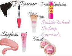 Simple more natural makeup