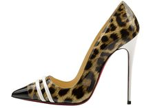 Check out the Spring 2015 Christian Louboutin collection that is not yet available online!