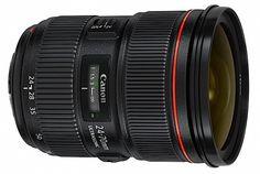 Canon 24-70 2.8 IS L II ZOOM LENS