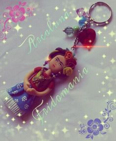 Llavero Frida khalo ♥