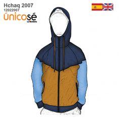 CHAQUETA CORTES HOMBRE 2007 mod='ptsblockrelatedproducts' Patterned Bomber Jacket, New Product, Motorcycle Jacket, Jackets, Fashion, Modeling, Molde, Zippers, Leotards