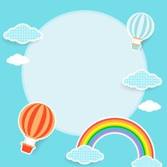 blue,cartoon,rainbow,hot air balloon,background,party,sky Welcome Background, Balloon Background, Rainbow Background, Theme Background, Light Blue Background, Watercolor Background, Background Patterns, Textured Background, Cool Powerpoint Backgrounds