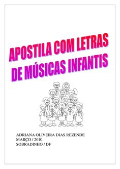Letras de músicas cd infantil 2010 Pre School, Back To School, Music Lessons, Music Education, Musicals, Homeschool, Classroom, Teacher, How To Plan
