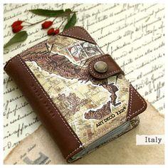 "Кошелек ""1900s style Italy"" < Подарки < Товары для мамы | Интернет-магазин mobo.ru"