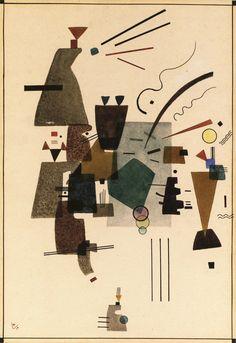 Paul Klee - Warmed Cool, 1924