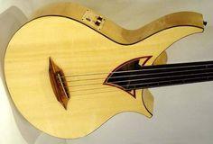 HP Luthier Mina Manouche acoustic