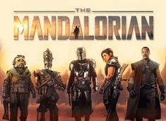 Star Wars: The Mandalorian - Character Poster - Textless composition/edit by Star Wars Poster, Star Wars Art, I Am The Senate, Carl Weathers, Cara Dune, Star Wars Canon, Mandalorian Armor, Star Wars Pictures, Pedro Pascal
