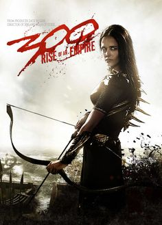 Rise of an Empire - Eva Green poster 300 Movie, Movie Tv, Picture Movie, Alfred Hitchcock, Empire Movie, Actress Eva Green, Sullivan Stapleton, Green Pictures, Movie Posters