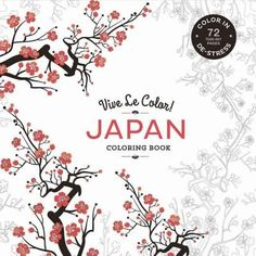 <div>Whether you want to unplug completely or be creatively engaged while commuting or watching TV, this adult coloring book offers 72 pages of beautiful and meditative designs inspired by Japanese motifs.