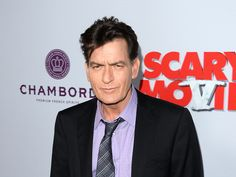 Has Charlie Sheen been hiding the fact that he's HIV positive for 4 years?  What a pitiful shame.