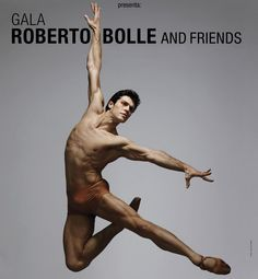 Roberto Bolle and Friends a Roma il 25 e 26 luglio 2016 alle Terme di Caracalla