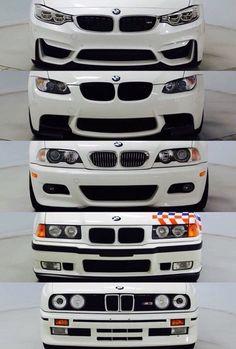 Evolution of the BMW 3 Series (m models) Bmw M3, E60 Bmw, Bmw 2002, Volvo, E46 Cabrio, Bmw X5 F15, 135i Coupe, Porsche, Bmw M Series