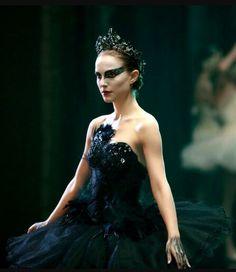 Disfraz inspirado en la pelicula del cisne negro