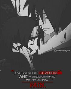 Animequotes Anime Quotes Naruto Shippuden Obito uchiha Run  Rin and obito