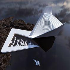 Architectural Concepts by Roman Vlasov Inspiration Grid - Design Inspiration Conceptual Architecture, Futuristic Architecture, Beautiful Architecture, Contemporary Architecture, Art And Architecture, Grid Design, Building Design, Roman, Construction