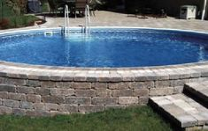 Please? I'll make it worth your while..... round above ground pool - Google Search