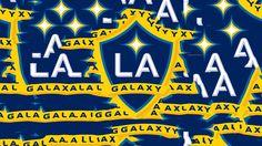 LA Galaxy YouTube Channel Art