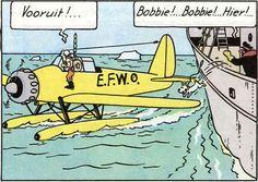 Tintin in Shooting Star