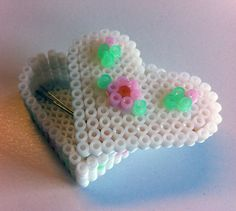 Heart shaped jewelry box - Nabbi beads